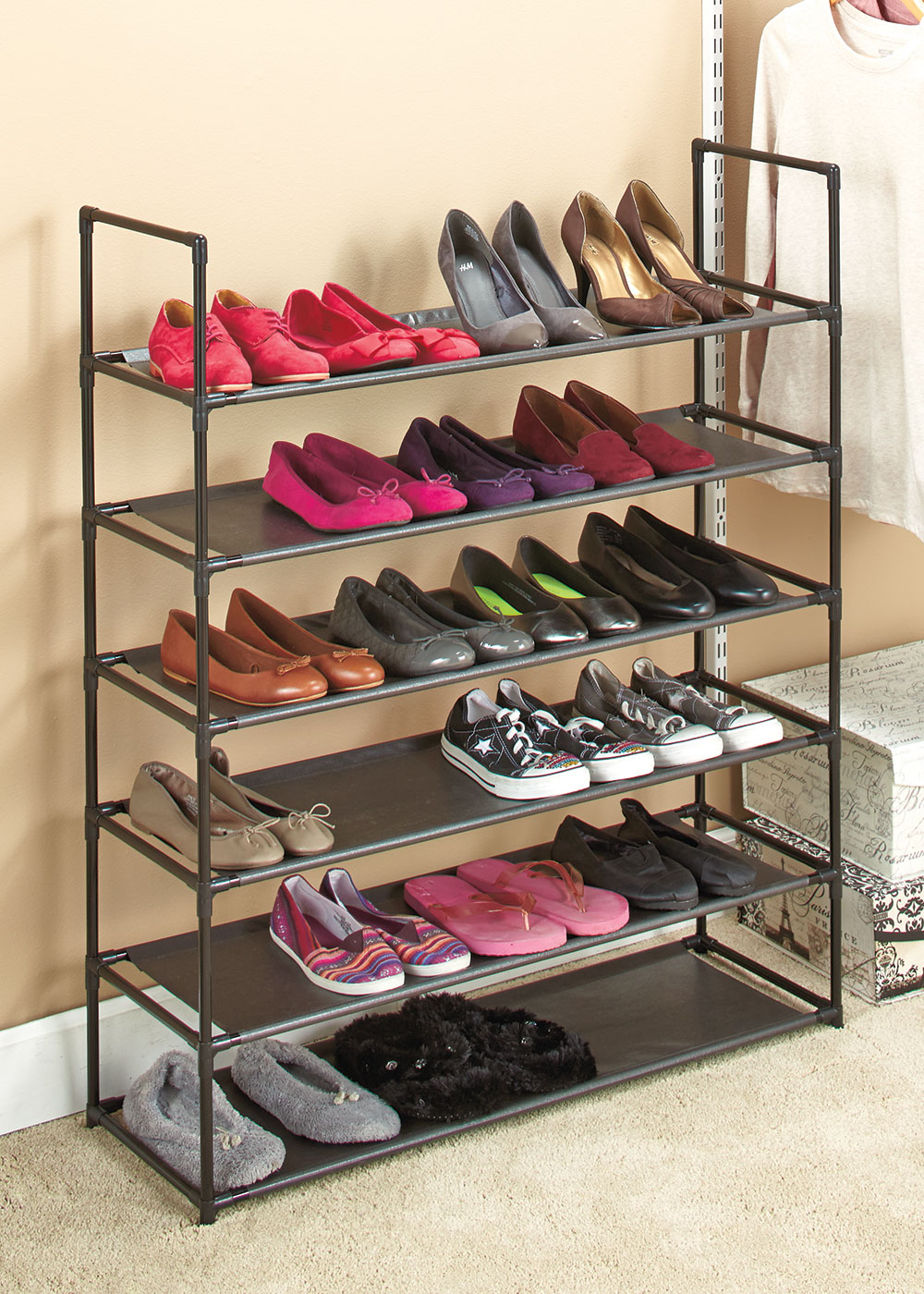 New Year New Home Creative Shoe Storage Ideas The