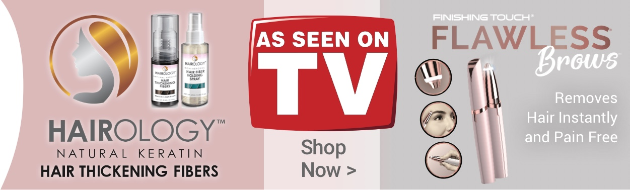As Seen On TV sale. Shop Now