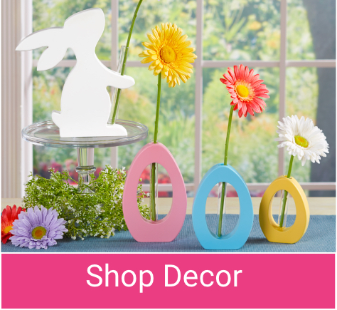 Shop Easter Decor Now