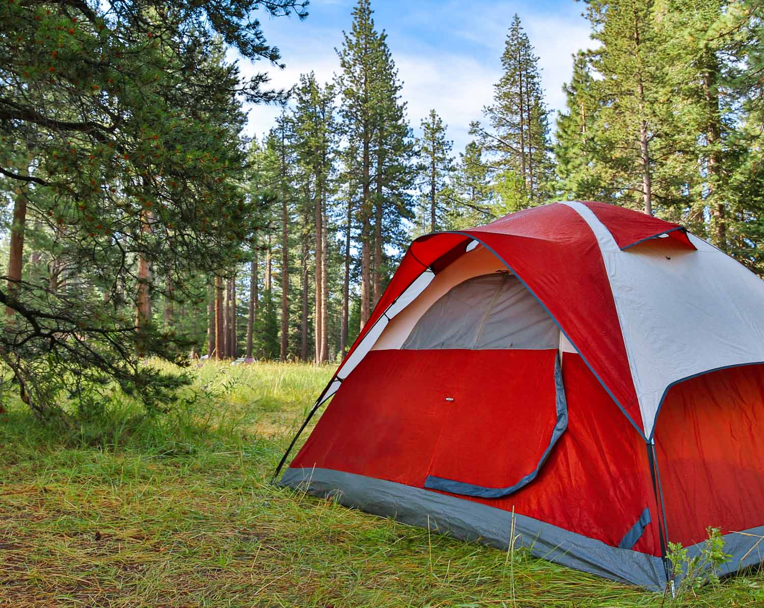 Selecting Your C&site & 10 Ways To Make Your Campsite More Comfortable | The Lakeside ...