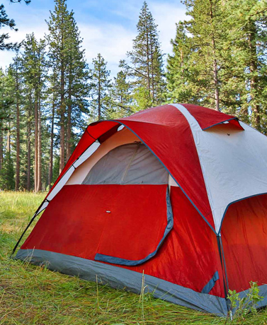10 Ways To Make Your Campsite More Comfortable