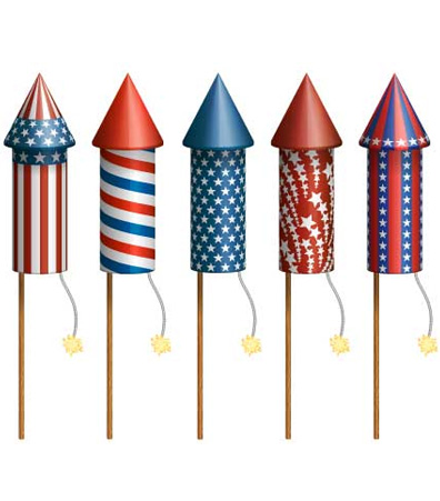 3 Craft Ideas For The Fourth