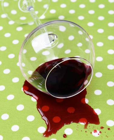 Tips On Getting Red Wine And Other Tough Stains Out Of Clothes