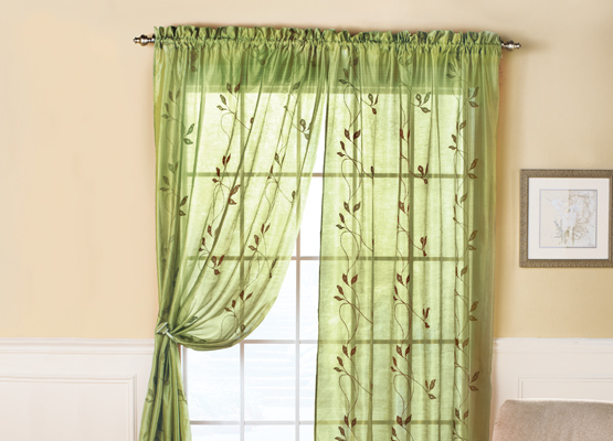 Curtains and Window Coverings