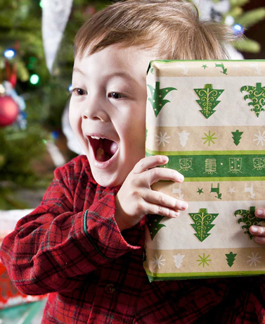 How To Give Kids A Well-Rounded Christmas
