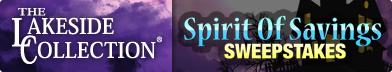 Lakeside Collection spirit of savings sweepstakes