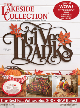 Lakeside Collection Christmas Catalog 2020 Shop Our Catalogs | All Catalogs | The Lakeside Collection