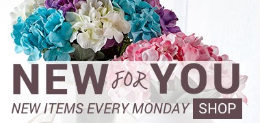 New For You! Shop New Items Every Monday!