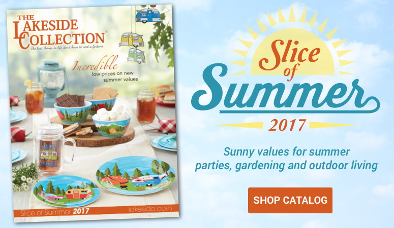 Shop Our New Slice of Summer 2017 Catalog