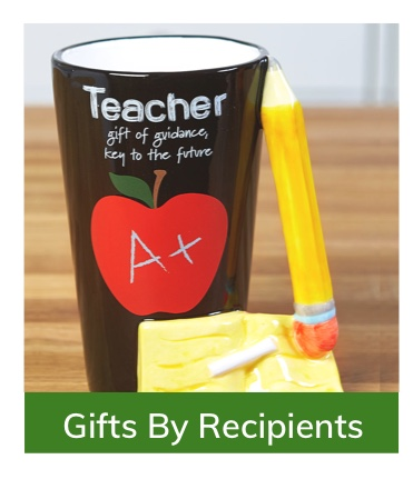 Gifts by Recipients