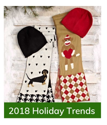 2018 Holiday Trends
