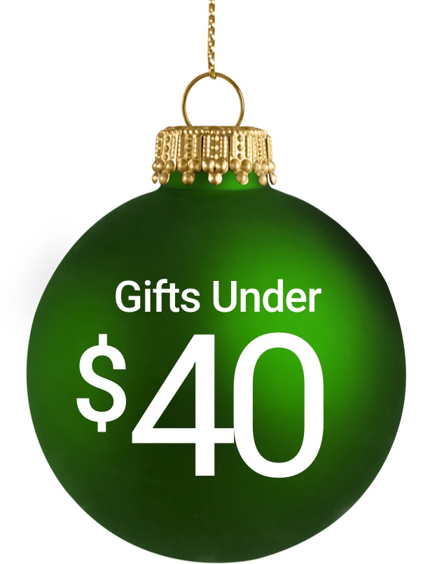 Gifts Under Forty dollars