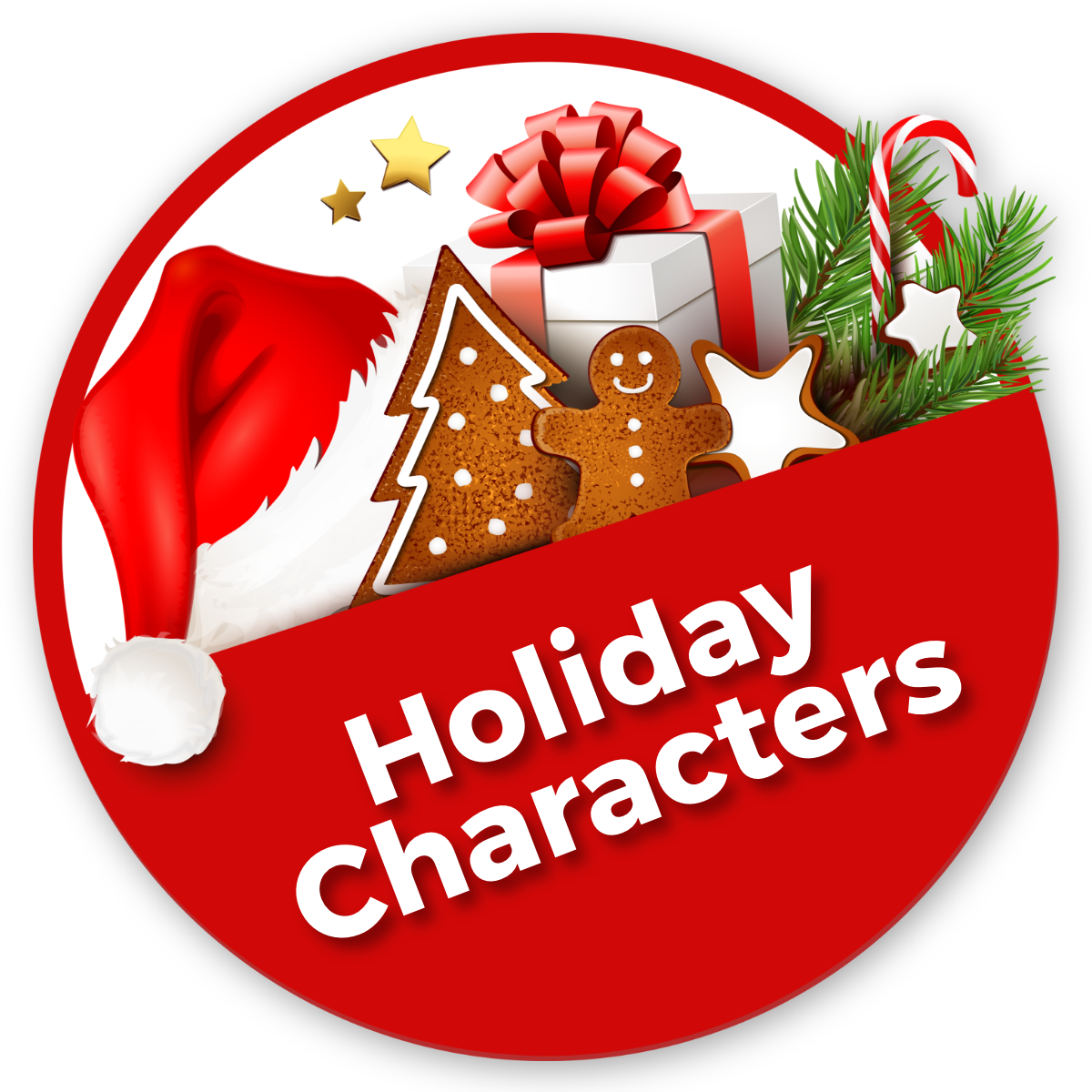 Holiday Characters