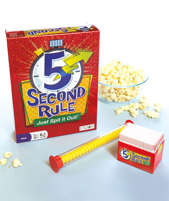 5 Second Rule? Game