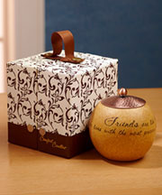 Comfort Candles™ with Gift Box Friends