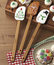 Set of 3 Holiday Spoonulas