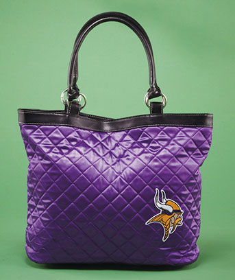 NFL Quilted Totes