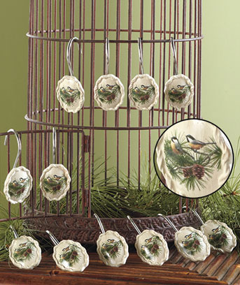 Hautman Chickadee Bath Collection