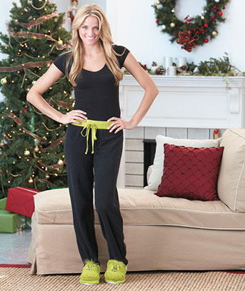 Women's Licensed Footed Pants