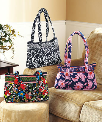Quilted Tote Bags