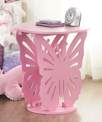 Butterfly Shaped Tables
