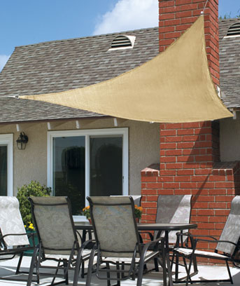 10-Ft. Shade Sail