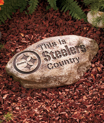 NFL Country Stone Markers