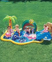 Banzai™ Splish Splash Pool