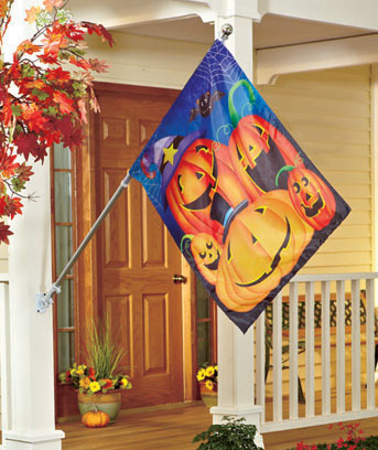 Set of 5 Seasonal Flags