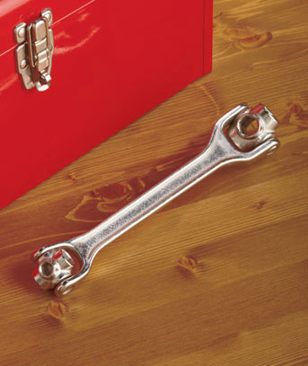 8-In-1 Socket Wrench