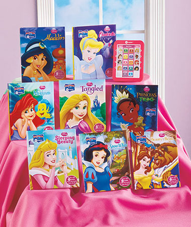 Disney Princess ME? Reader and Book Set