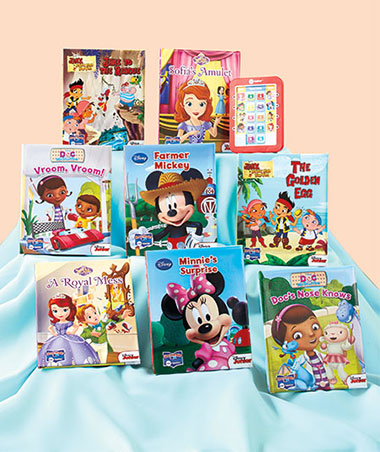 Disney Junior ME™ Reader and Book Set