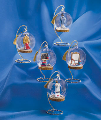 Occupational Holiday Ornaments