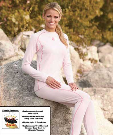 Women's Performance Thermal Sets