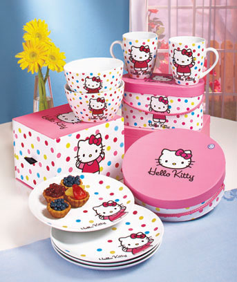 Hello Kitty® Tabletop Gift Sets