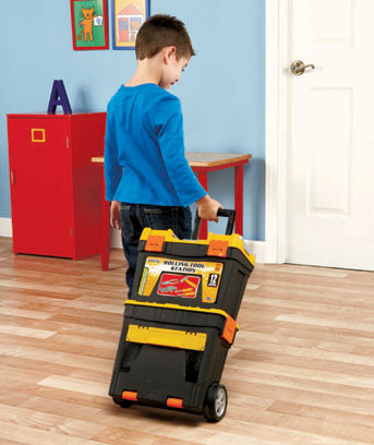 Workman™ Rolling Tool Box