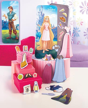 Disney� Magnetic Paper Dolls