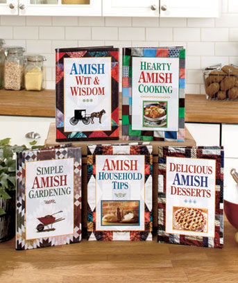 Amish Tips & Recipes 5-Book Set