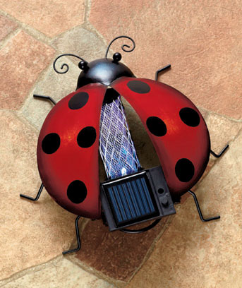 Solar Bug Zappers