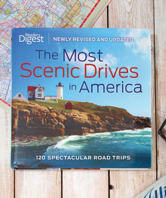 IMost Scenic Drives in AmericaI Book