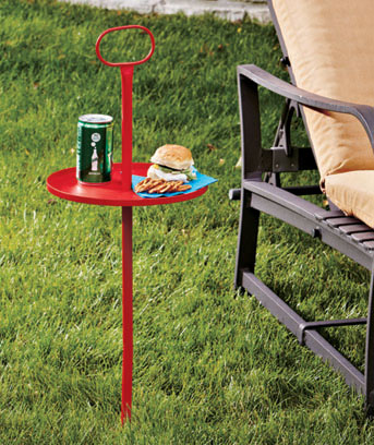 Take It Anywhere Outdoor Table