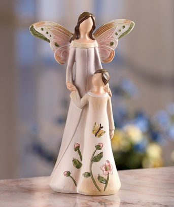 Butterfly Angel Figurines