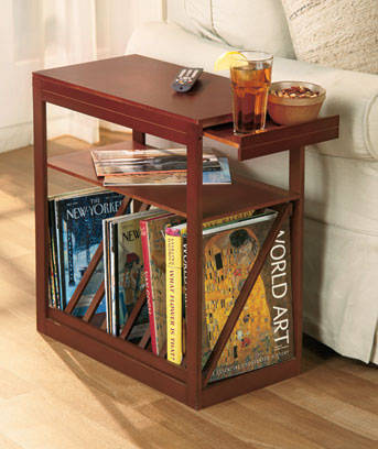 Deluxe Magazine Side Tables