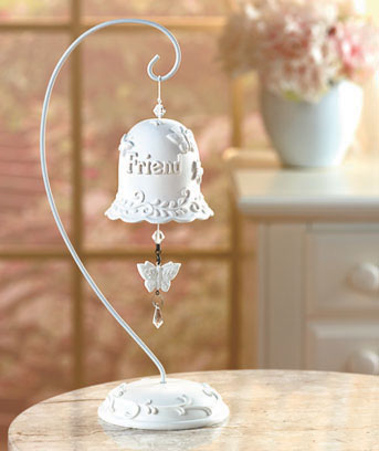 Tabletop Bell with Stand