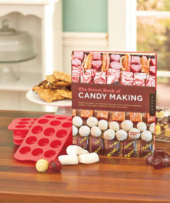 Candy Making Book or Mold Sets