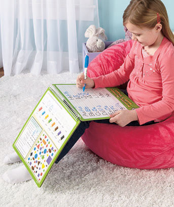 Leap Frog� Wipe-Off Learning Board