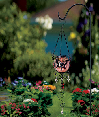 Solar Hanging Garden Decor