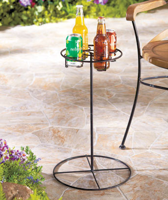 Outdoor Beverage Tables