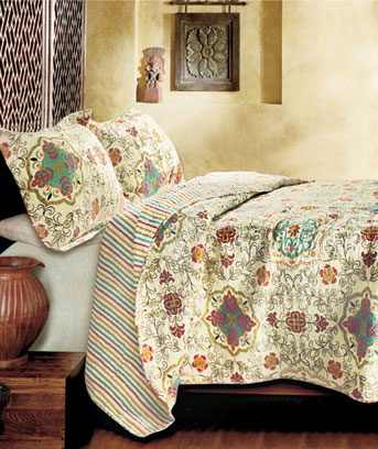 Esprit Boho Quilts or Shams