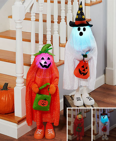 Halloween Trick-or-Treaters